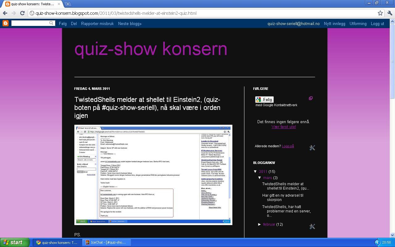quiz-show konsern 1