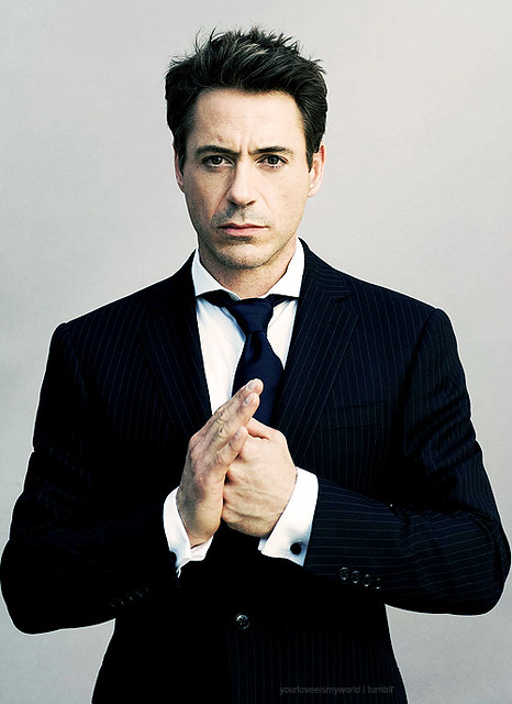 Robert Downey Jr by LoveStory*