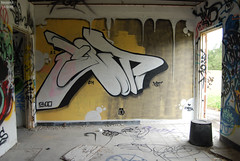 Esot (Stalkin The Lines) Tags: street streetart art abandoned graffiti paint industrial florida decay westpalmbeach spray forgotten fl spraypaint mold graff palmbeach abandonment decayed ch southflorida westpalm mildue esot focusedongraff