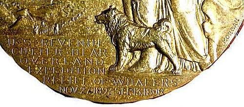 jarvis medal reverse colseup