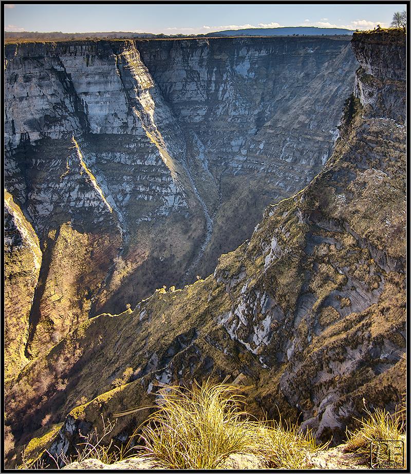 Monte Santiago - Cañón del nacimiento del río Nervión
