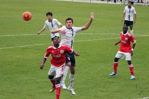 Juniores: Vitória 1-0 Benfica