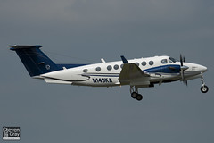 N149KA - FL-149 - Private - Raytheon King Air 300 - Luton - 100525 - Steven Gray - IMG_2638