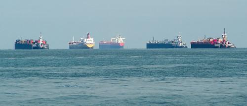 Port Traffic