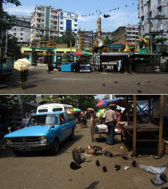 Rangoon Photos