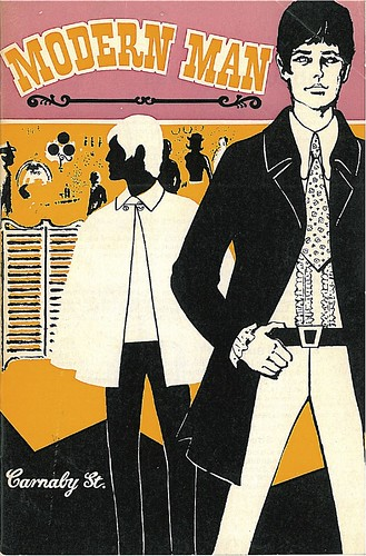 Modern Man Dandy Cover