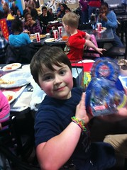 Jack- 7th BDay Party