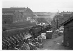 70013 Oliver Cromwell (Spearmint100) Tags: uk steam 1967 locomotive railways carlisle britannia olivercromwell 462 uksteam 70013