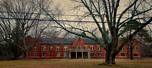 Norwich State Hospital Grounds