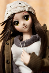 Faith at heart (bluebluewave) Tags: 50mm yoko dd dollfie volks 50mmf14 dollfiedream dddy nine9style