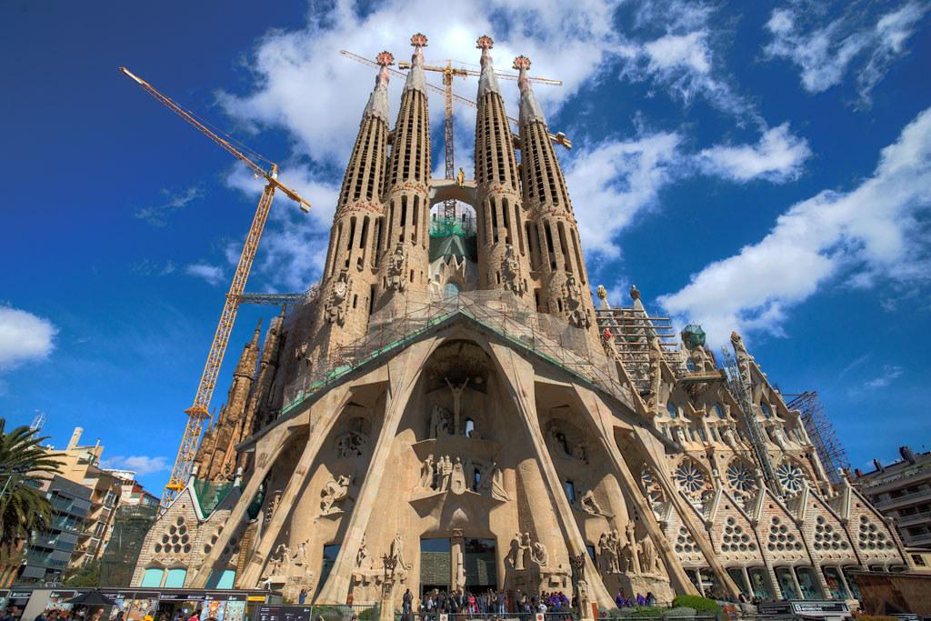 La Sagrada Familia - HDR