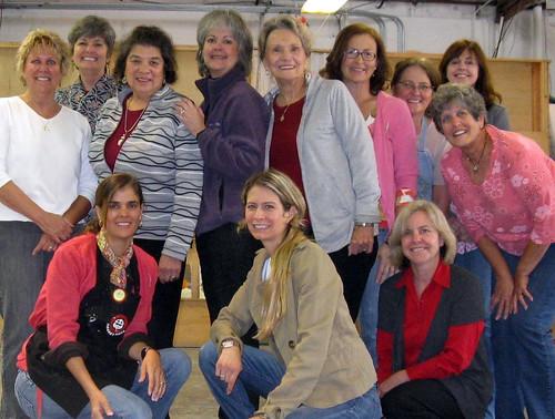 My Athenaeum Class March 2011