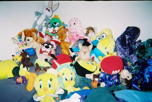 Pharaoh in the Stuffed Animals
