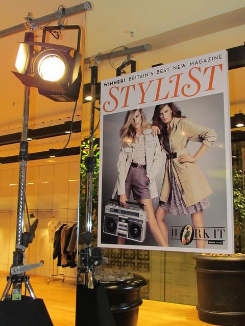 Mango & Stylist Magazine event