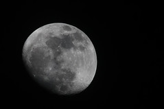 The moon (***roham***) Tags: moon night vancouver nikon tripod luna tc301 400mmf35aisii d300s nikon400mmf35ais