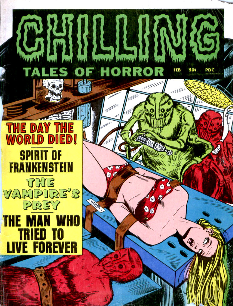 Chilling Tales Of Horror - Feb (Stanley Publications)
