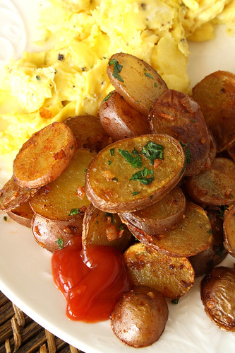 Bitchin' Kitchen's Home Fries