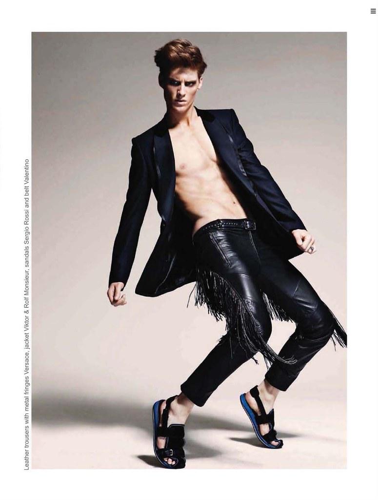 Gordon Bothe0168_Collezioni Uomo SS11_Ph Mario Gomez(Homme Model)