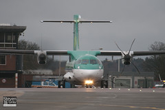 EI-REP - 797 - Aer Lingus Regional - Aer Arann - ATR ATR-72-500 - Luton - 110114 - Steven Gray - IMG_7917