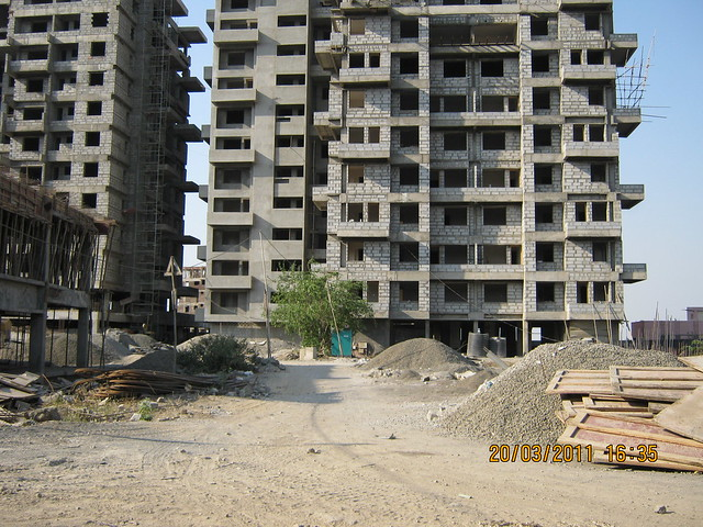 Basket Ball Courts will come here in Teerth Realties' Aarohi - 2 BHK & 3 BHK Flats - near Vidya Valley School - Sus Pune 411 021
