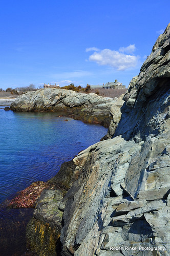 King's beach, east side, Newport RI
