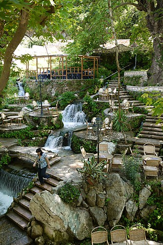 Fantastic Restaurant ''Ujevarra'', Borsh, Albania Coast