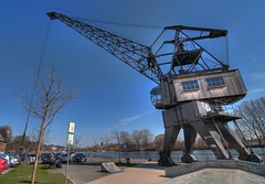 Tower Crane (BKiessling) Tags: hdr hchst
