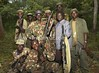 Lord's Resistance Army (LRA) soldiers (samfarmar) Tags: army interview journalist lra kony spla josephkony gbanga childsolldierfightingwardeathchildabuseafricarebelsamfarmarriekmacharthetimes