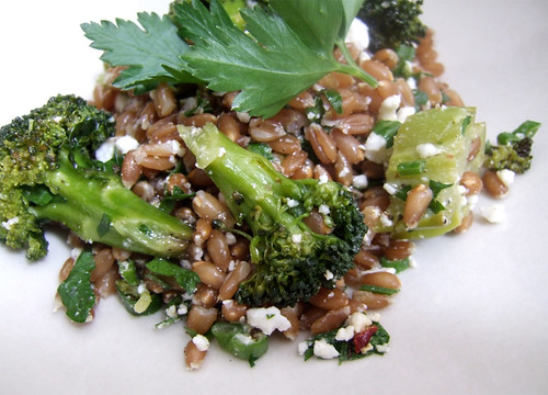 broccoli farro salad_02