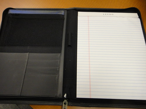 SEGA Director's Notebook - Inside