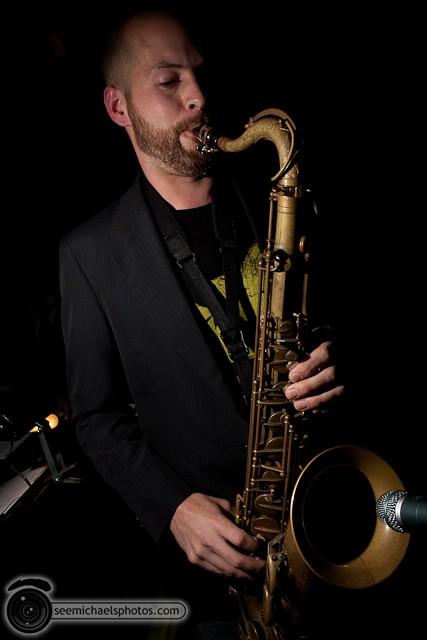 New Latin Jazz Group at El Camino 32311 © Michael Klayman-001