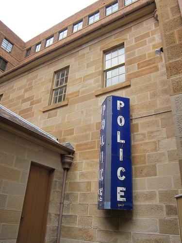 Police Musuem Sydney