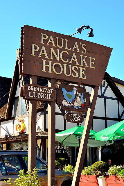 Paula's Pancake House - Solvang