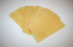 18 - Zutat Lasagneplatten