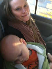 Long day playing tourist