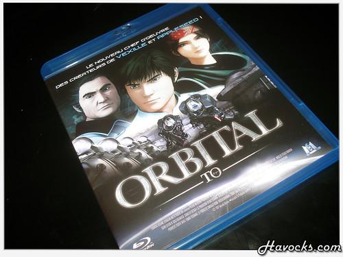 Orbital TO - 01