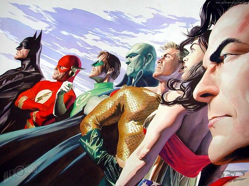 Justice League Of America 2013