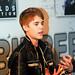 Justin Bieber: persconferentie