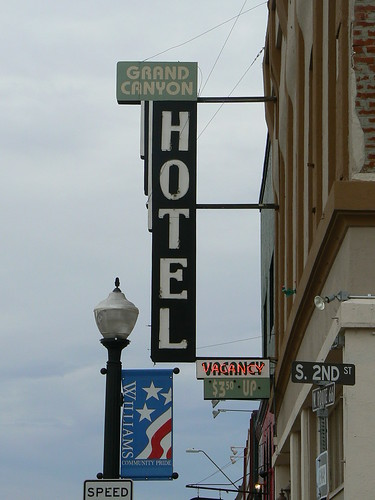 Grand Canyon Hotel, Williams, AZ