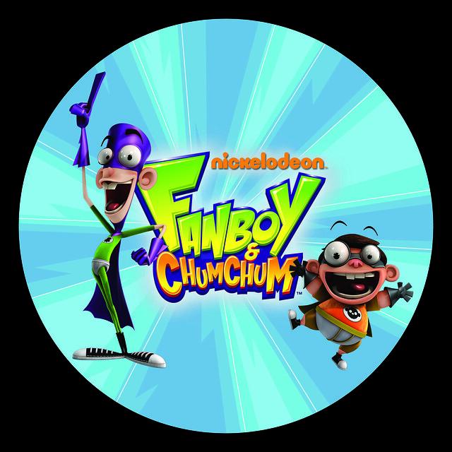 Fanboy Frisbee Art