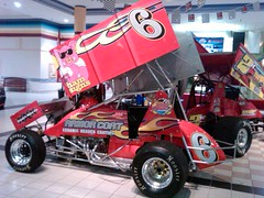Jamie Miller owned #6 car that Jac will drive this spring