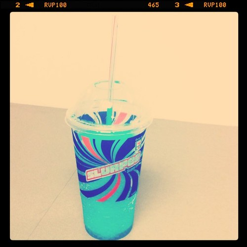 Project 365 92/365: Time for a Slurpee break!