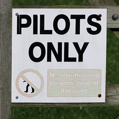 PILOTS ONLY (Leo Reynolds) Tags: xleol30x signsafety signcirclebar canon eos 70d 0001sec f80 iso100 150mm 05ev signno hpexif xxx2014xxx sign