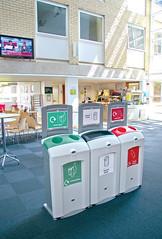 Nexus 100 Recycling Bin (Glasdon UK) Tags: recycling nexus recyclingbin glasdon nexus100