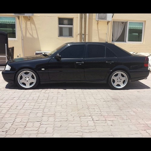 Mercedes#Benz#AMG#W202#CClass#C55#1999#alyehliparts#alyehli