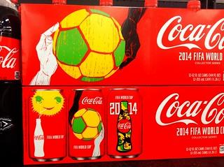 2014 FIFA World Cup Brasil Brazil Coca Cola