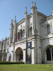 Museu Nacional de Arqueologia (kpmst7) Tags: 2016 eurasia europe portugal lisbon lisboa iberia westerneurope southerneurope monastery catholic museum belm unesco nationalcapital