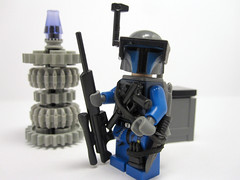 Death Watch Assasin (-Chriz-) Tags: death star lego watch sniper wars assasin mandolorian brickarms