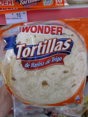 Wonder Tortilla?