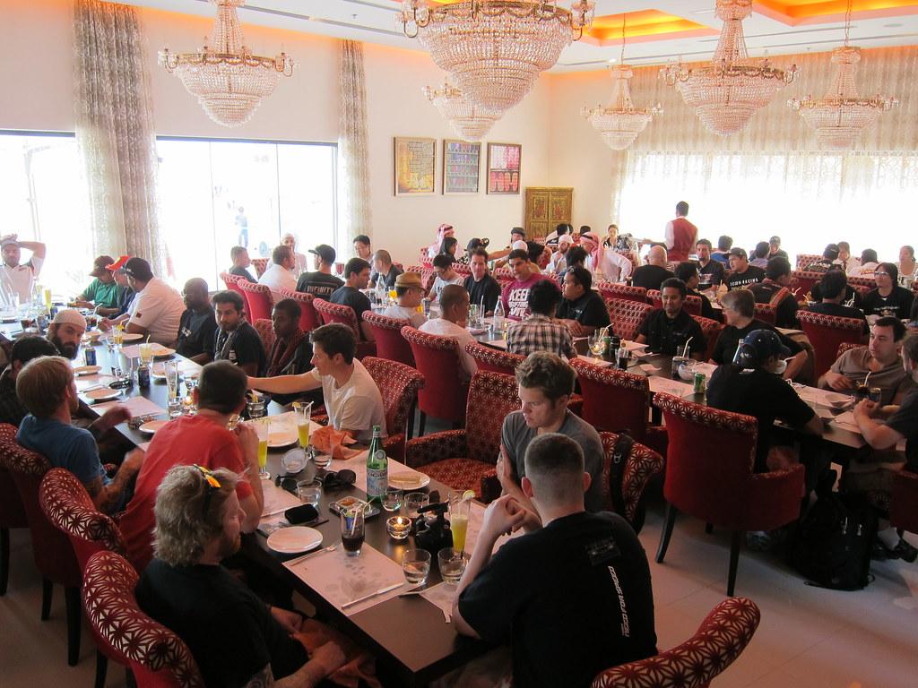 Formula D Qatar XDC Irwindale Mar 2011 224